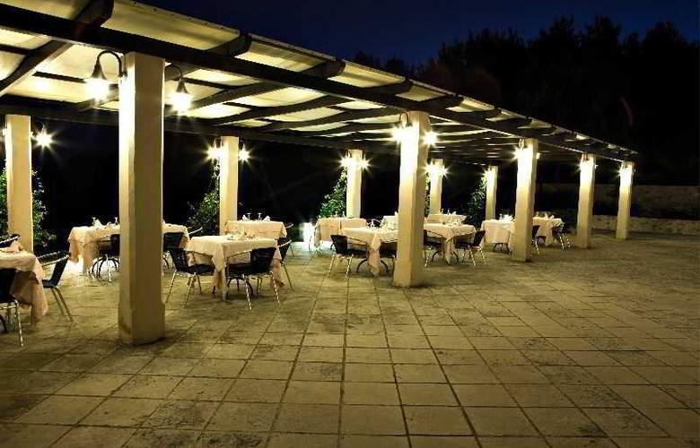 Masseria Panareo Hotel - Terrace - 6