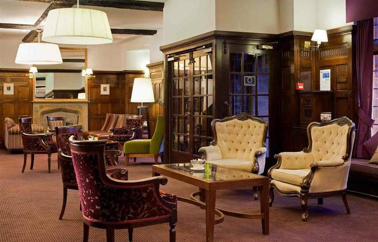 Mercure Banbury Whately Hall Hotel - Hotel - 50