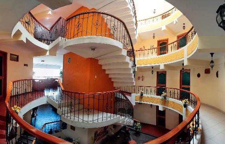 Hotel De La Villa Hermoza - Hotel - 3