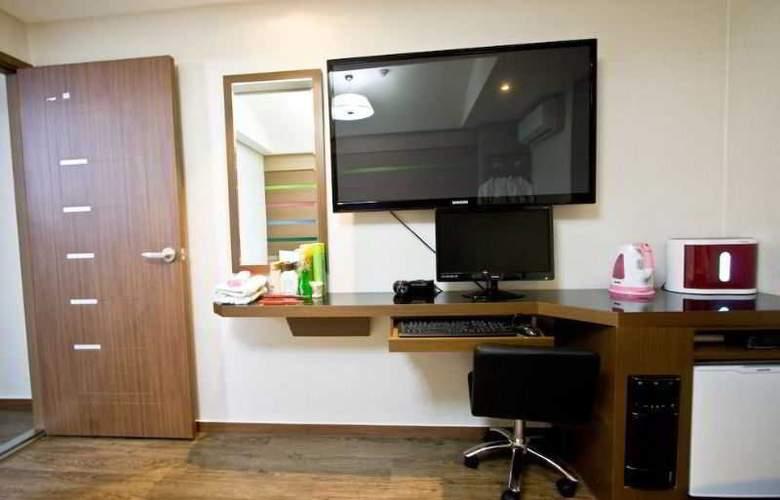 City Park Hotel Jongno - Room - 6