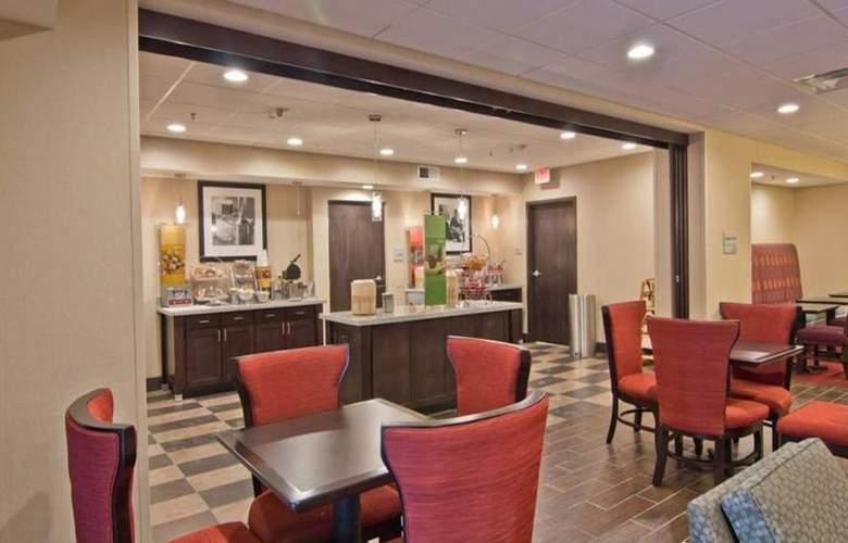 Hampton Inn Columbus-South - Restaurant - 11