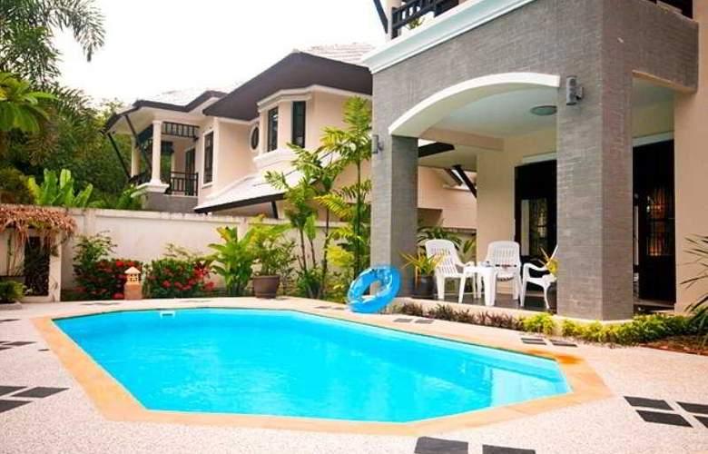 Baan Santhiya Private Pool Villas - Pool - 6