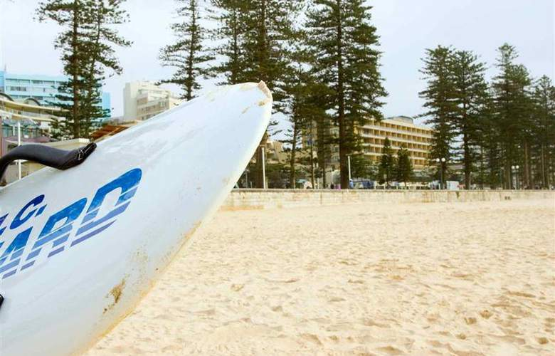 Novotel Sydney Manly Pacific - Hotel - 41