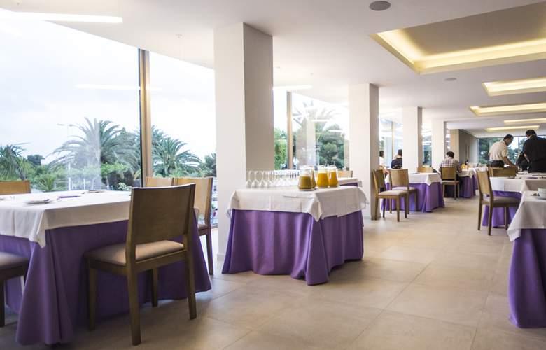 Jardín de Bellver - Restaurant - 38