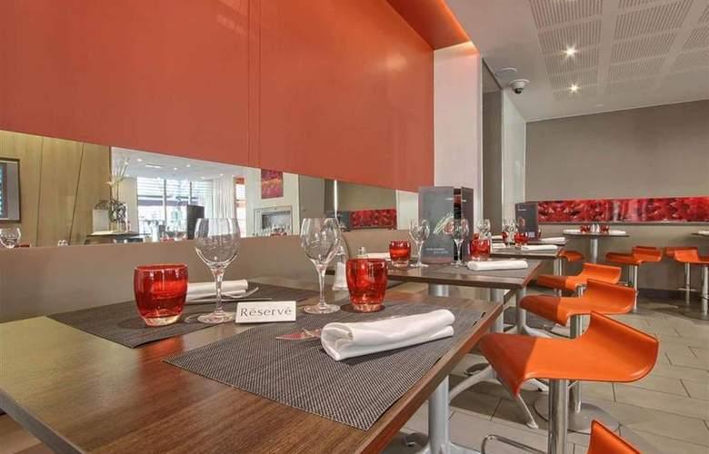 Novotel Paris Centre Gare Montparnasse - Restaurant - 5
