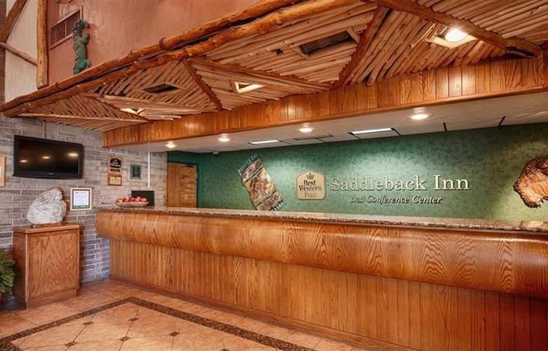 Best Western Saddleback Inn & Conference Center - General - 78