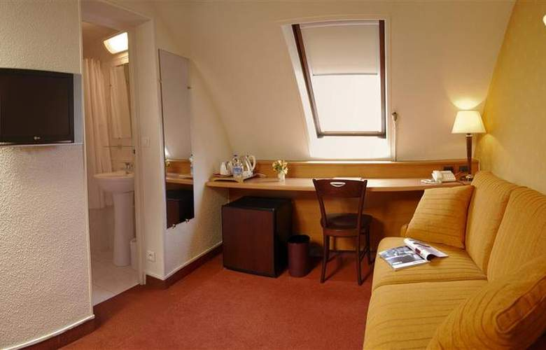 Best Western Tour Eiffel Invalides - Room - 13
