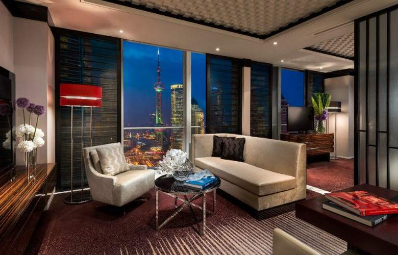 Four Seasons Pudong - Room - 9