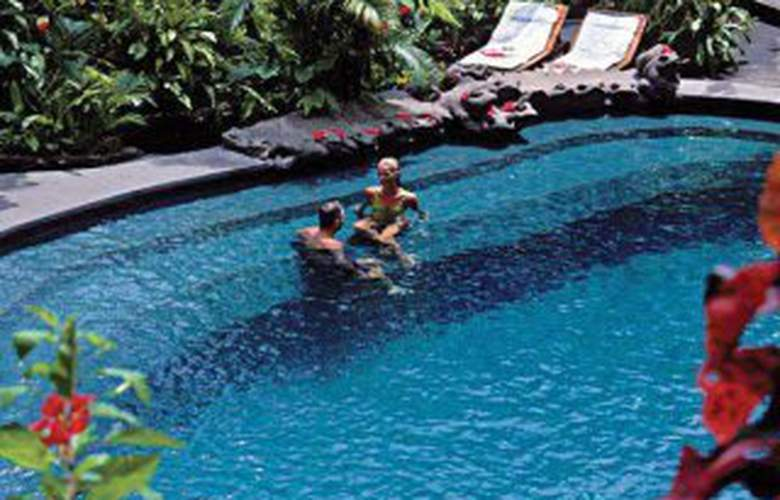 Tjampuhan Hotel & Spa - Pool - 3