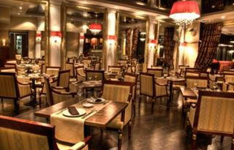 The Mandarin Residences - Restaurant - 6