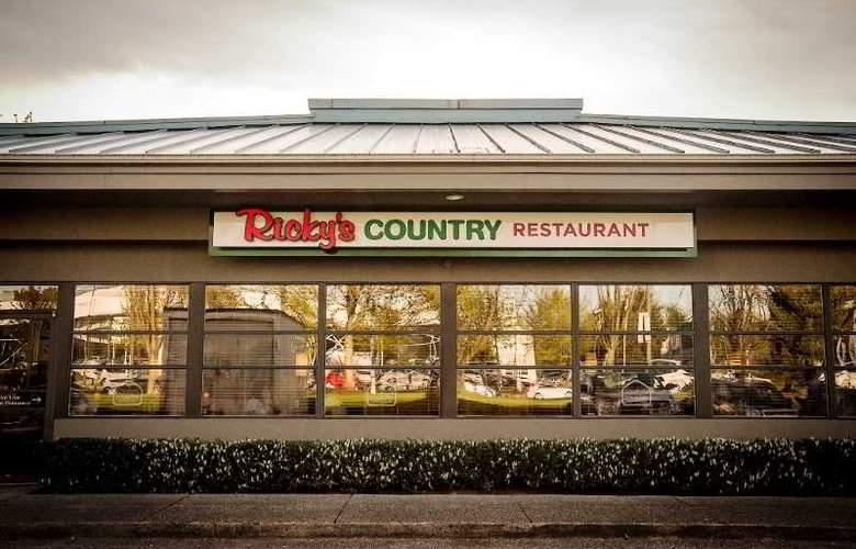 Accent Inn Vancouver Burnaby - Restaurant - 1
