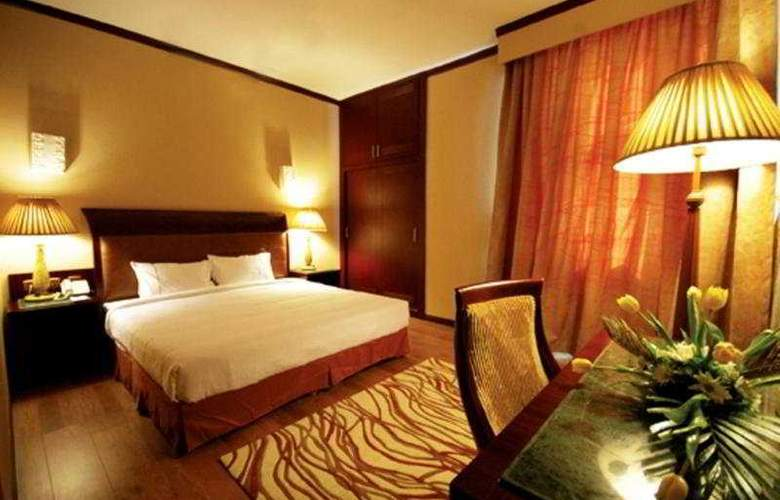 Tulip Inn Hotel Apartments Sharjah - Room - 0