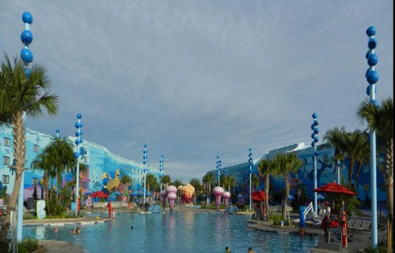 Disney's Art of Animation Resort - Pool - 9