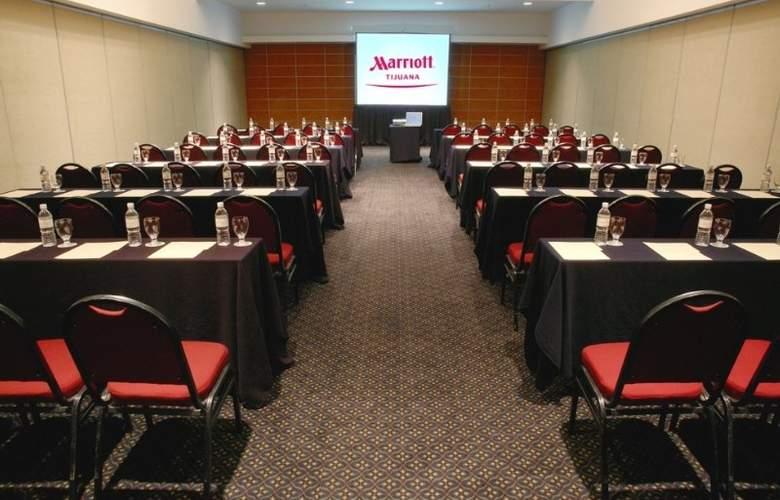 Marriott Tijuana - Conference - 7