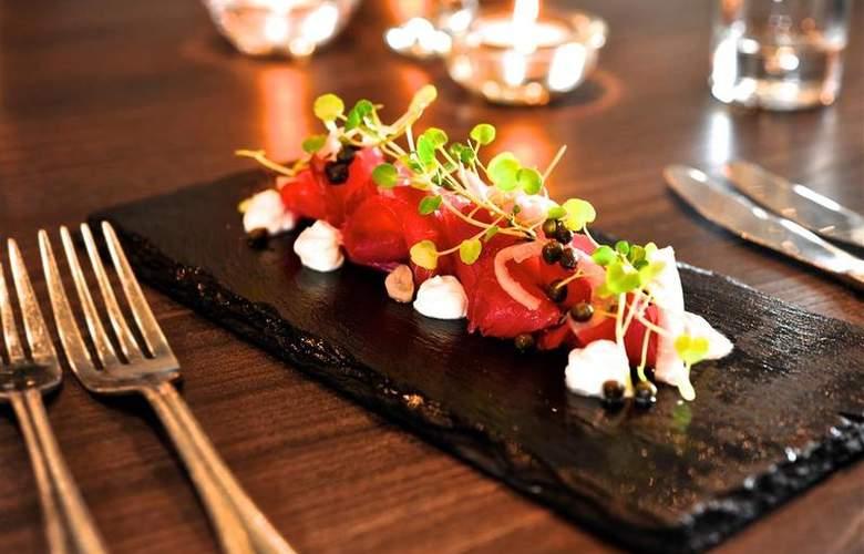 Best Western Glendower - Restaurant - 173
