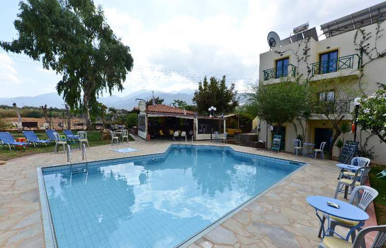 Mylos Apts - Pool - 5