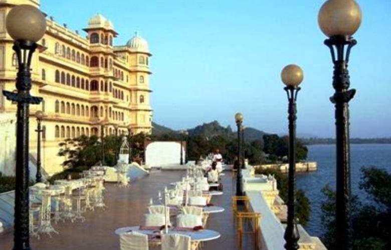 Fateh Prakash Palace - Restaurant - 7