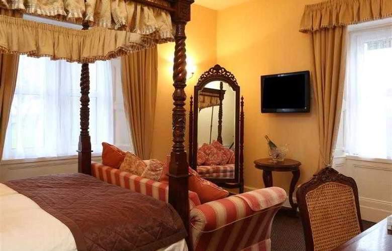 Best Western Dryfesdale - Hotel - 141