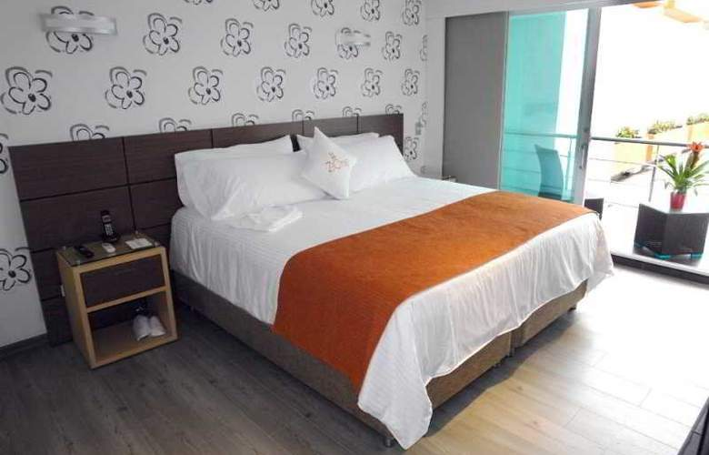 Zione Luxury Hotel Pereira - Room - 6