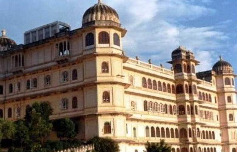 Fateh Prakash Palace - Hotel - 0