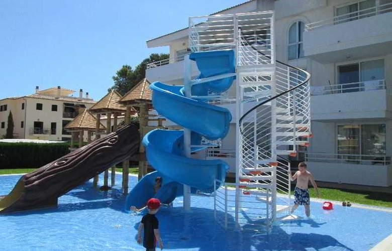 Hoposa Villaconcha Apartamentos - Pool - 11
