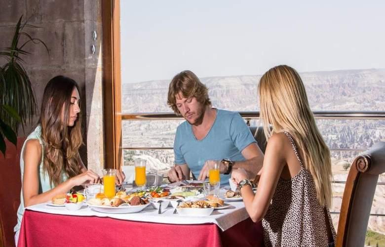 Cappadocia Cave Resort & Spa - Restaurant - 49