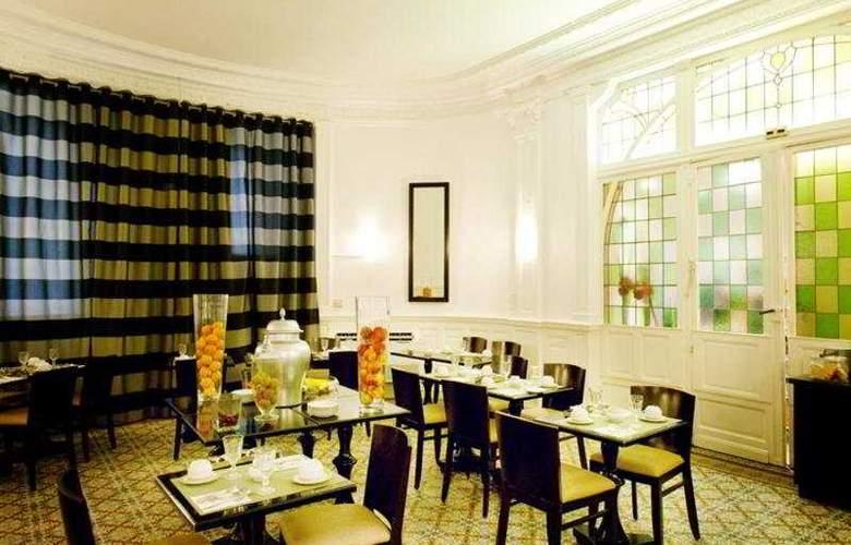 New Hotel du Midi - Restaurant - 6