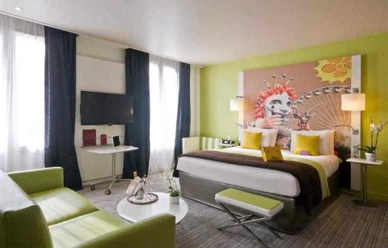 Mercure Nice Centre Grimaldi - Hotel - 21