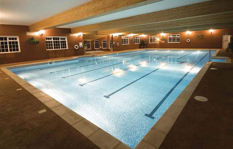 Best Western Bolholt Country Park - Pool - 5