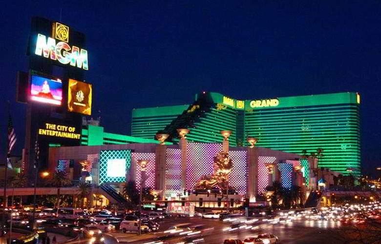 MGM Grand Hotel & Casino - Hotel - 0