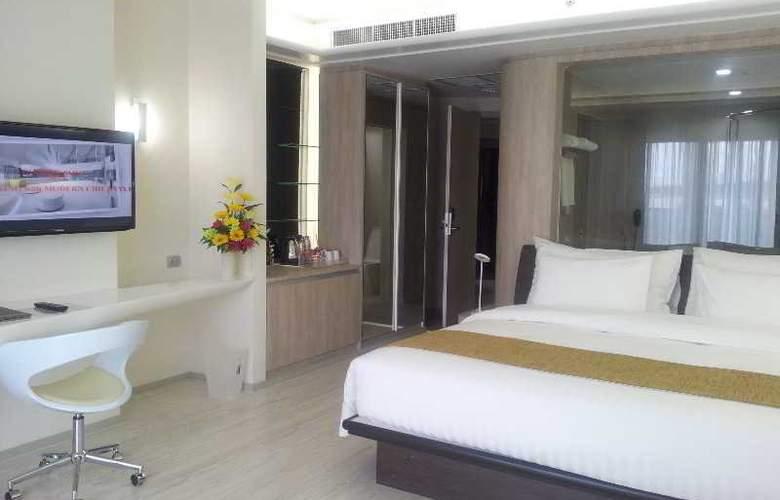 Pattaya Discovery Beach Hotel - Room - 19