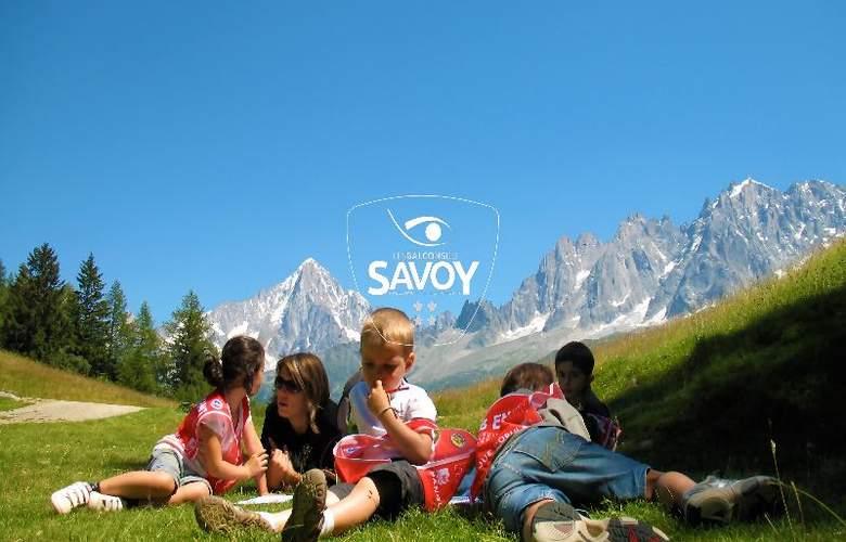 Les Balcons du Savoy - Sport - 31