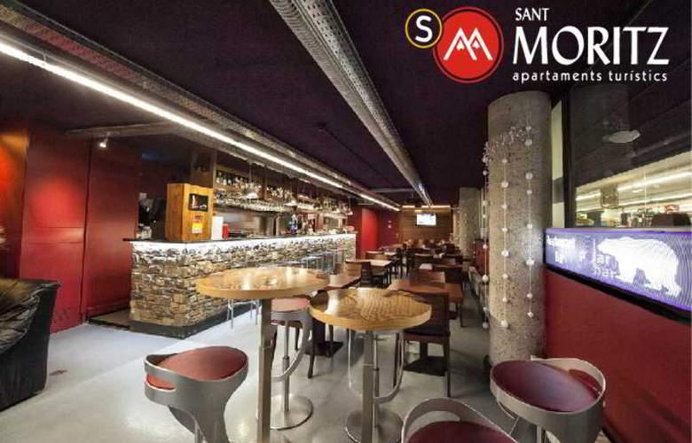 Apartamentos Sant Moritz - Restaurant - 42