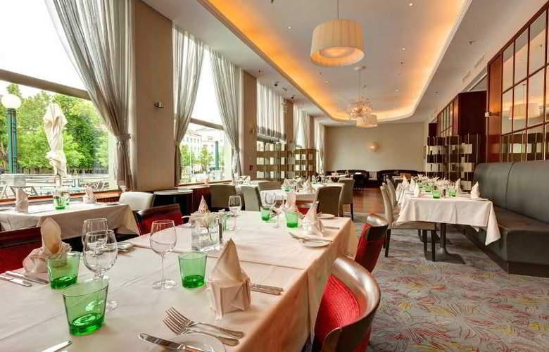 Radisson Blu Carlton - Restaurant - 14