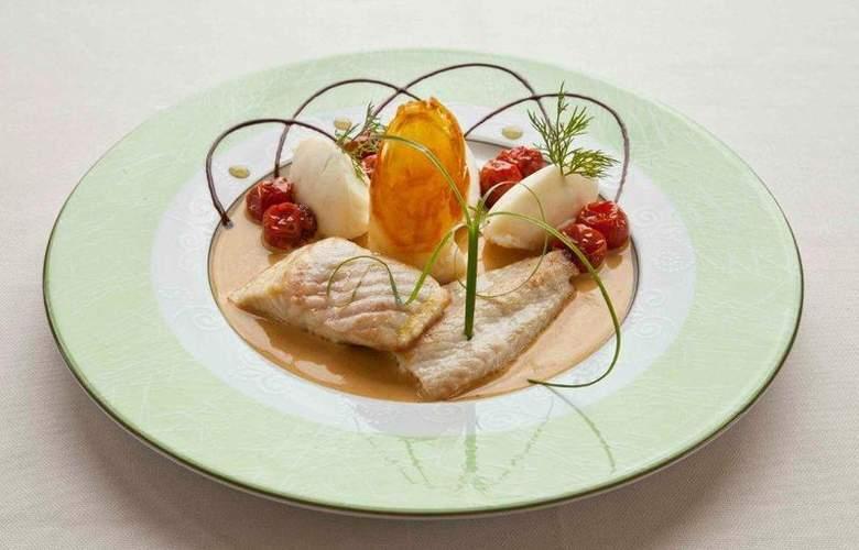 Manoir de Beauvoir - Restaurant - 56