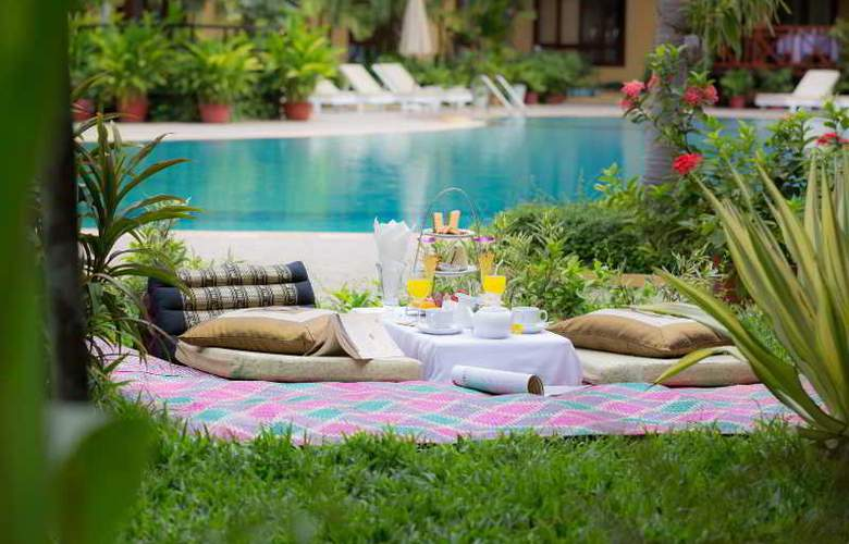Angkor Paradise Hotel - Pool - 22