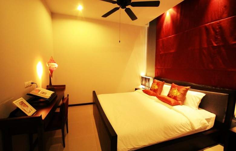 Two Villas Holiday Onyx Style, Naiharn Beach - Room - 3