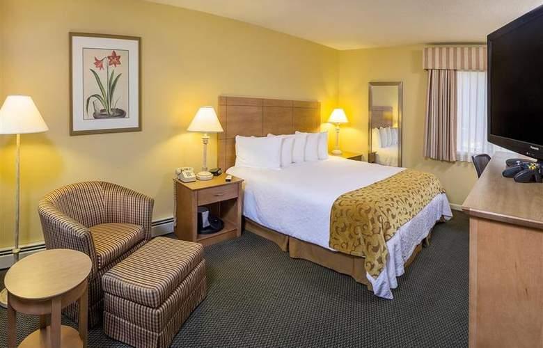 Best Western Plus Inn & Suites - Room - 25