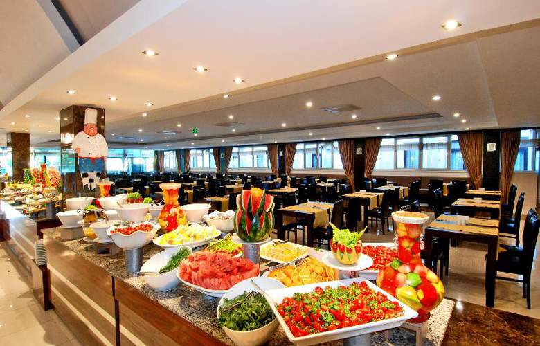 Maya World Hotel Belek - Restaurant - 88