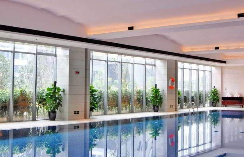 Pan Pacific Serviced Suites Ningbo - Pool - 3