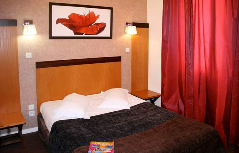 Odalys Bioparc à Lyon - Room - 2