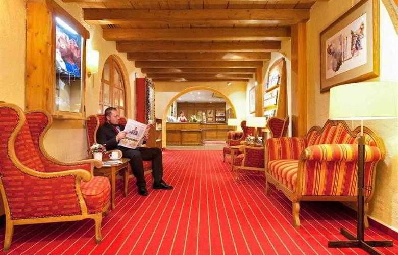 Mercure Garmisch-Partenkirchen - Hotel - 26