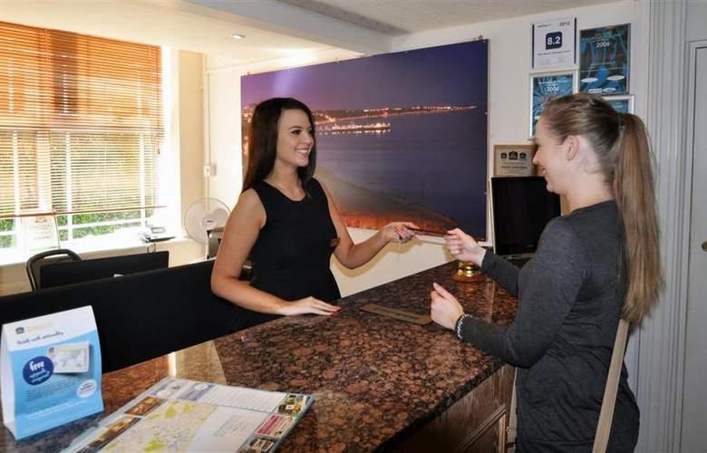 Best Western Montague Hotel - Hotel - 79