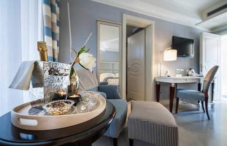 BEST WESTERN PREMIER Villa Fabiano Palace Hotel - Hotel - 53