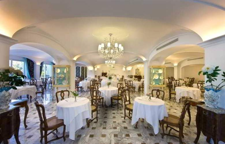 Grand Hotel la Favorita - Restaurant - 36