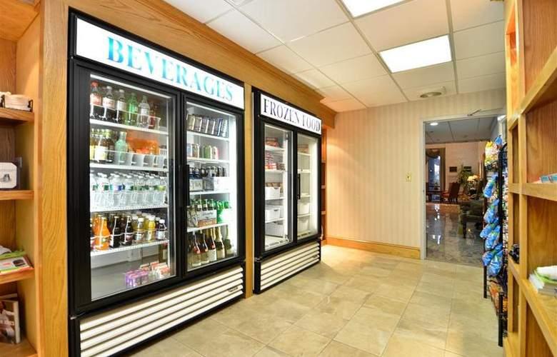 Best Western Plus Concordville Hotel - Hotel - 81