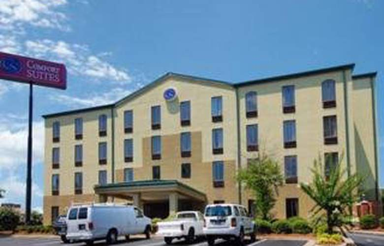 Comfort Suites Armour Road - General - 1