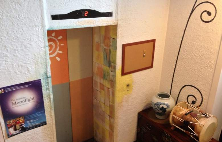 Biz Jongro - Hotel - 1