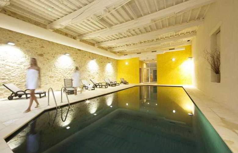 Hotel & Spa Abbaye Ecole de Soreze - Pool - 3