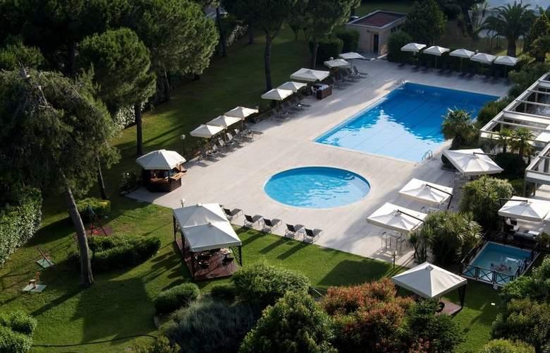 Holiday Inn Rome-EUR Parco dei Medici - Pool - 2